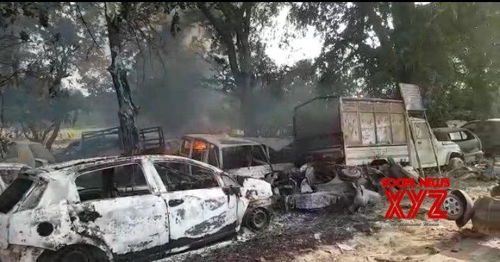 Five more arrested for Bulandshahr mob violence