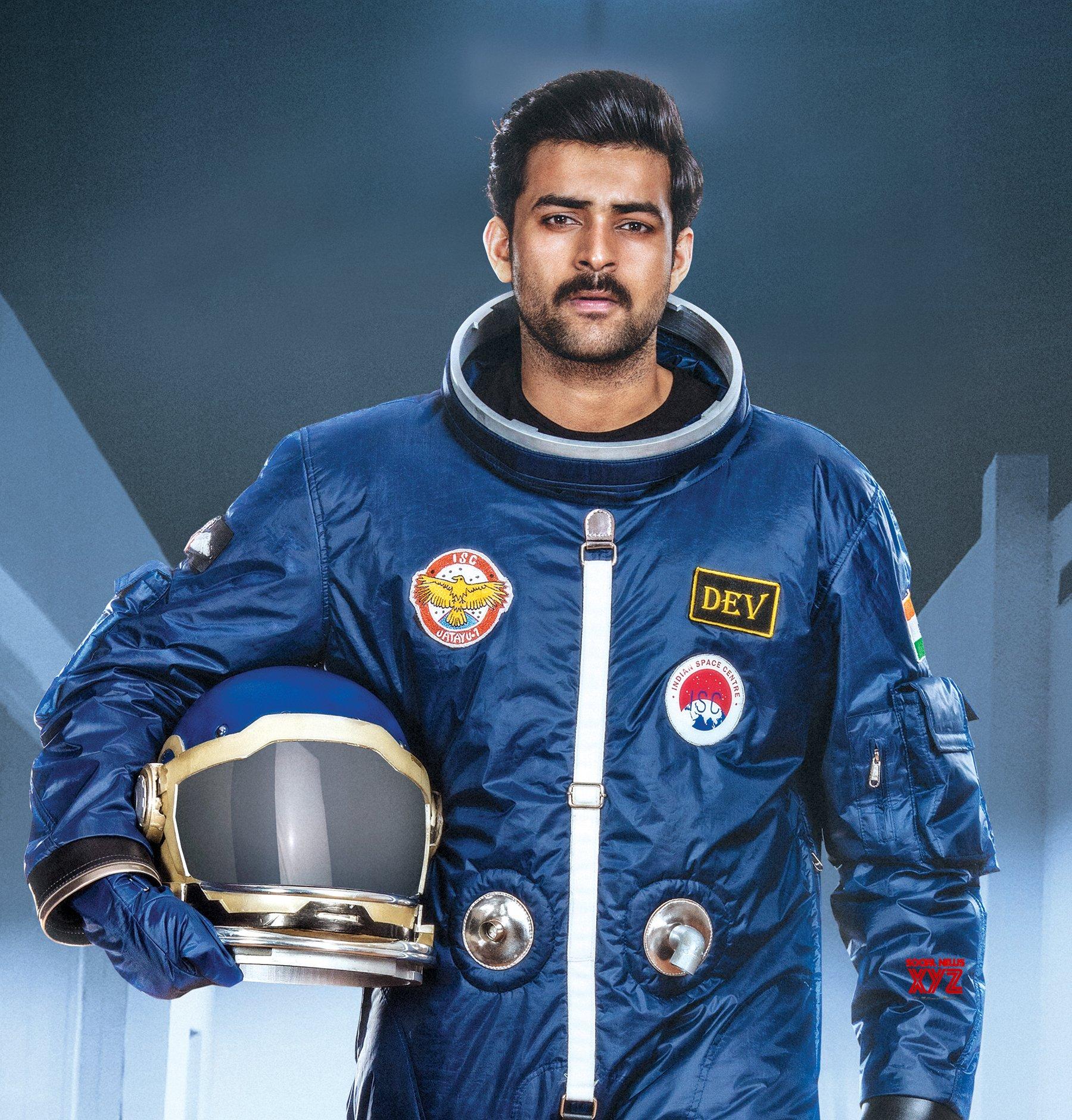 Varun Tej and director Sankalp Reddy's 'Antariksham 9000 KMPH' trailer of December 9th