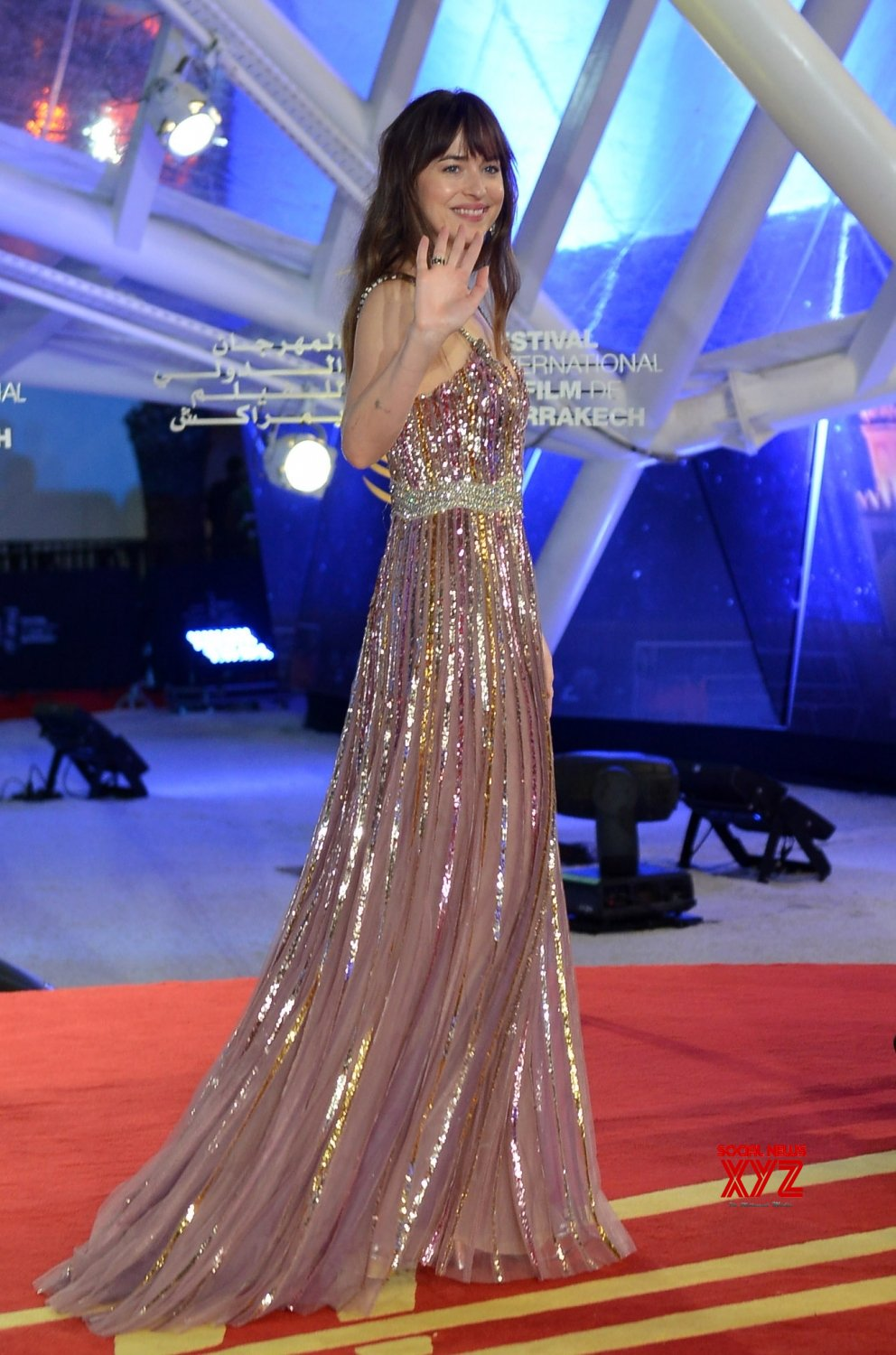 MOROCCO MARRAKECH FILM FESTIVAL OPENING CEREMONY #Gallery