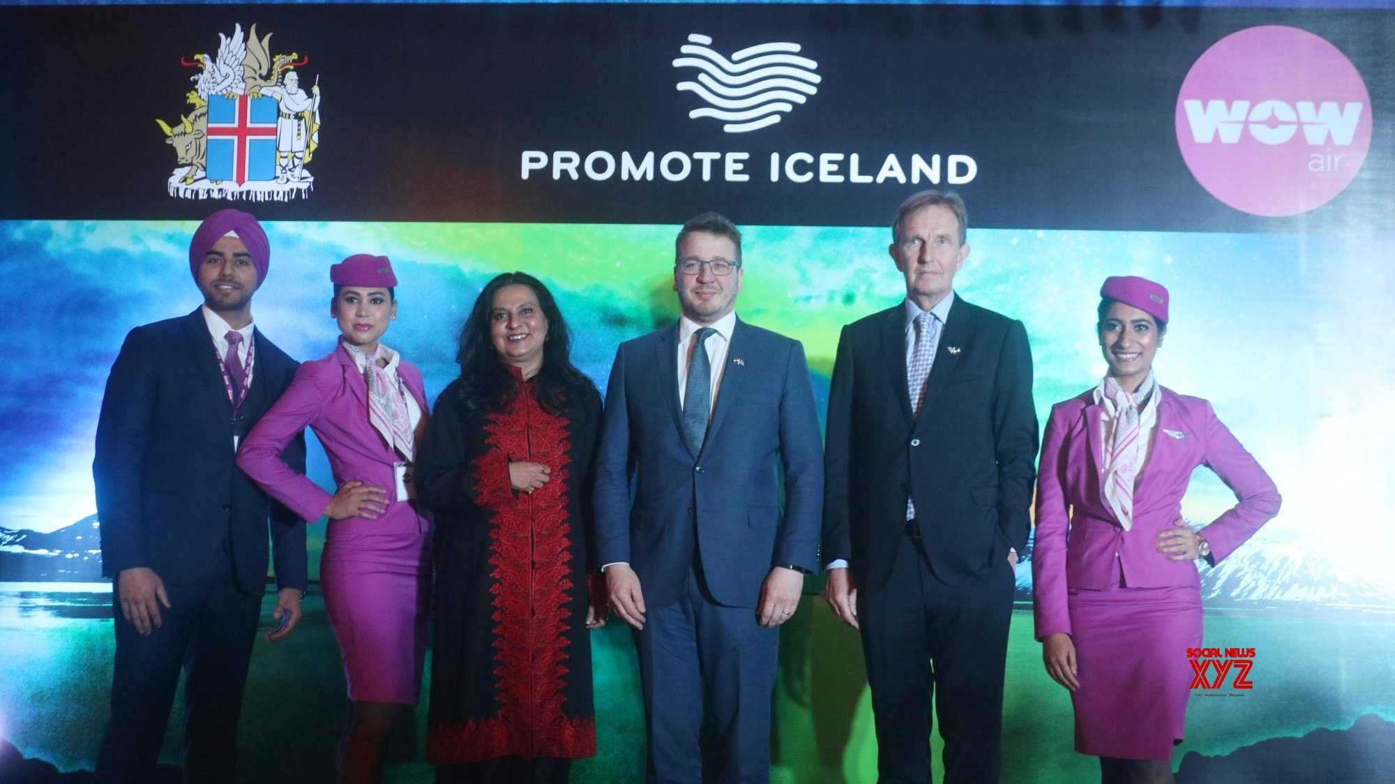 WOW air launches India-Iceland flights