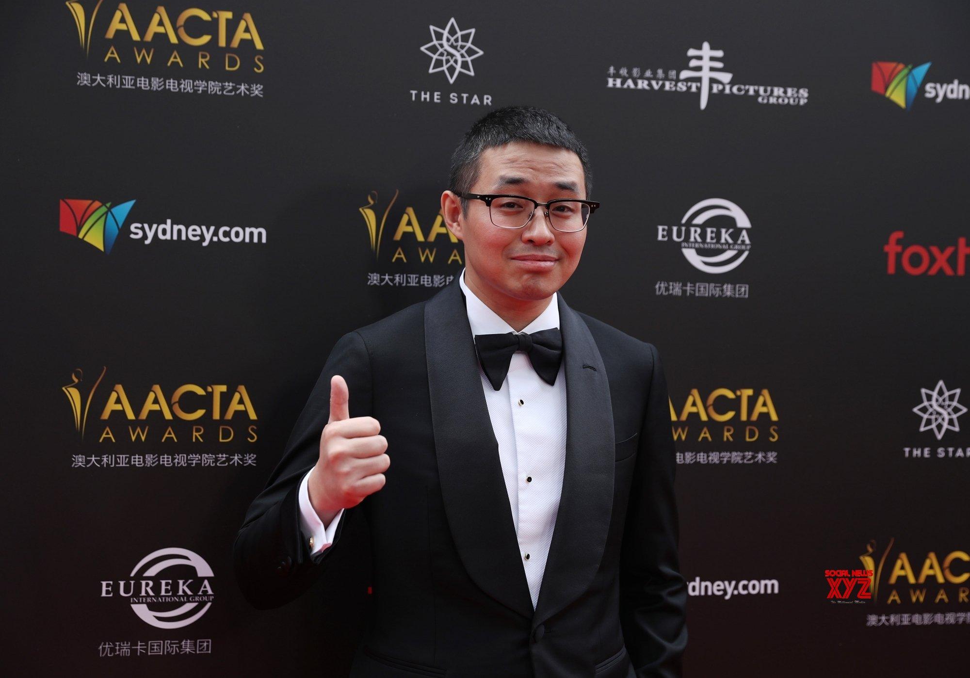 AUSTRALIA SYDNEY AACTA AWARDS CEREMONY #Gallery