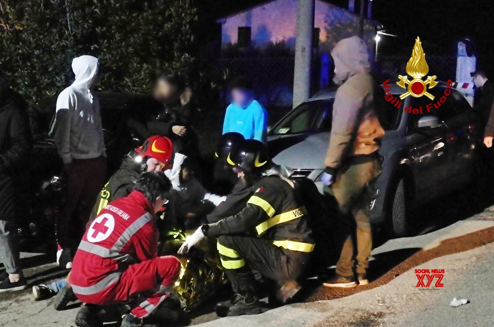 Italy nightclub stampede kills 6