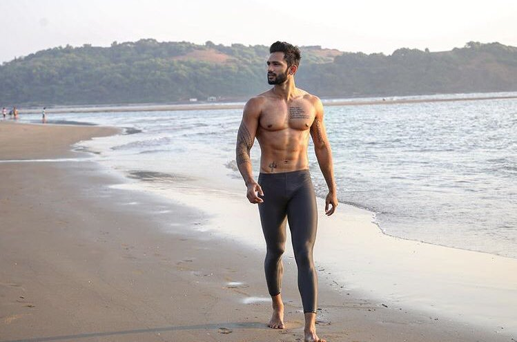 Prathamesh Maulingkar became the first Asian to win the title of Mr. Supranational