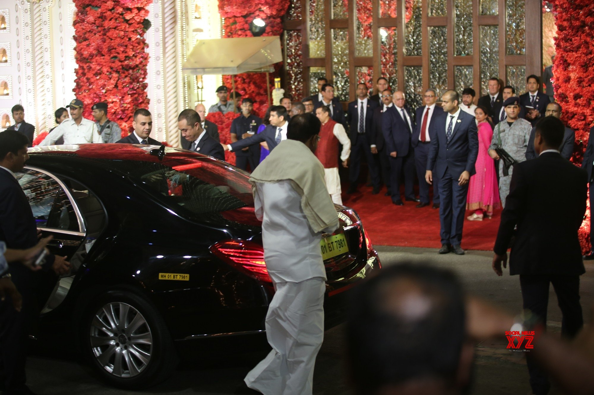Mumbai Isha Ambani Anand Piramal S Wedding Batch 7 Gallery