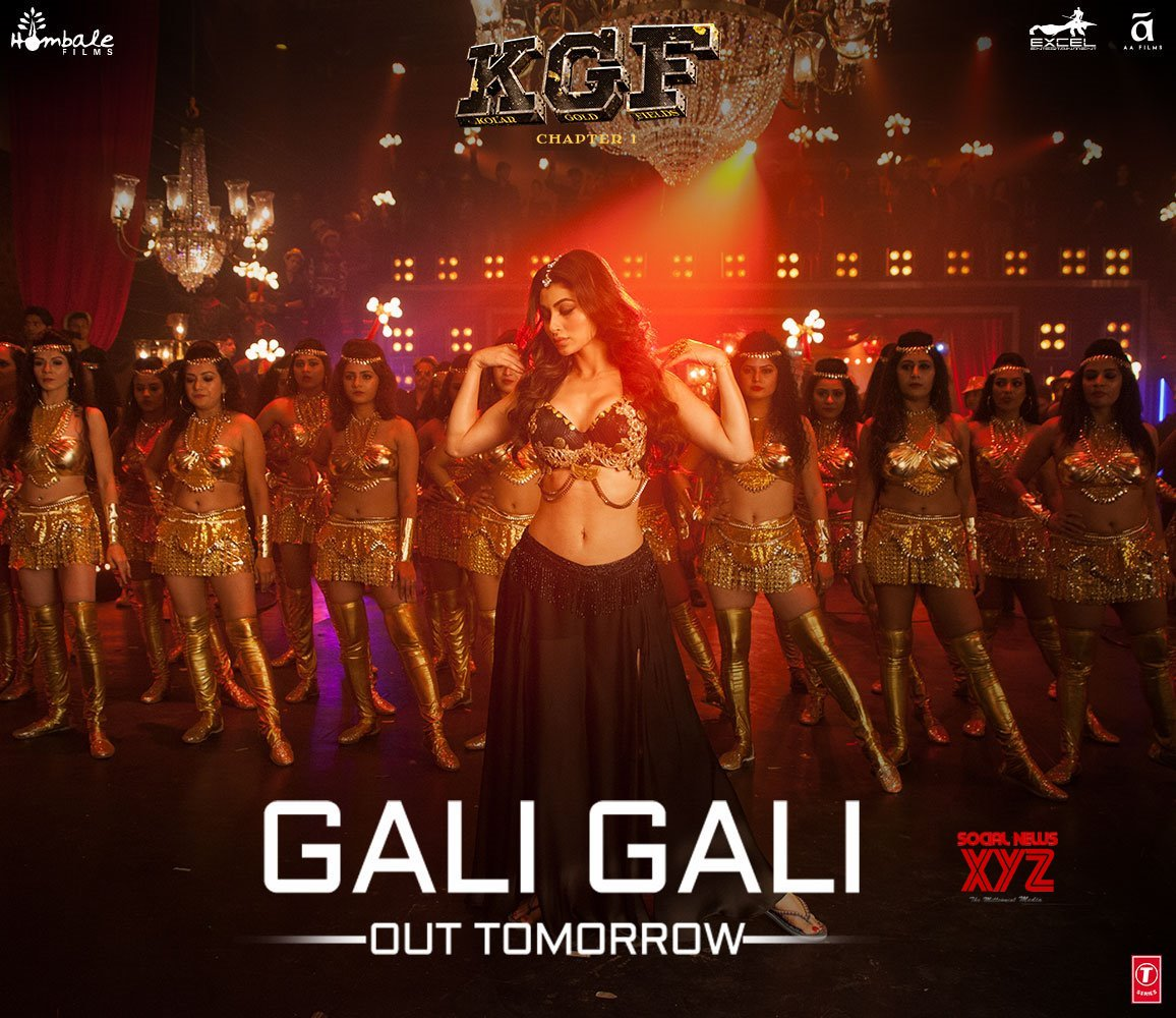 Gali Gali Song From KGF Will Be Out Tomorrow
