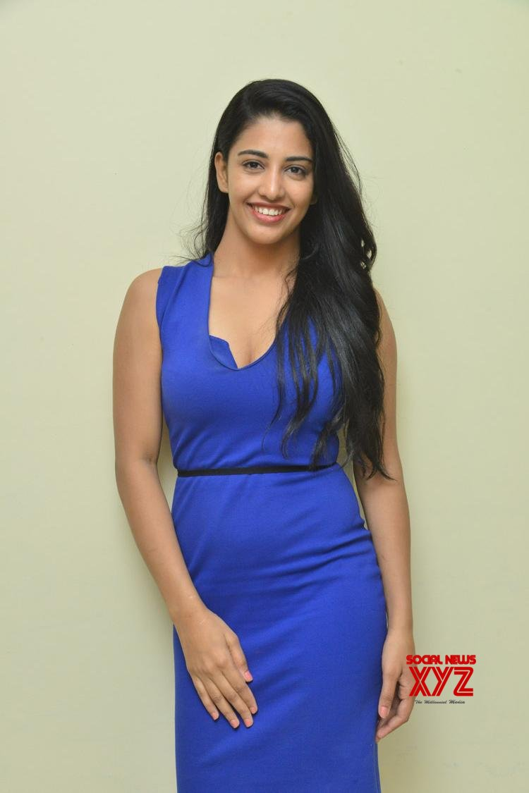 Actress Daksha Nagarkar Stills From Husharu Movie Promotions