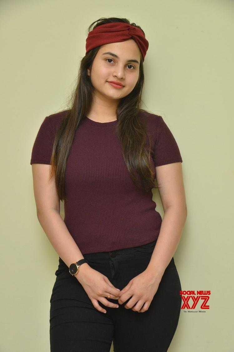 Actress Ramya Pasupuleti Stills From Husharu Movie Promotions