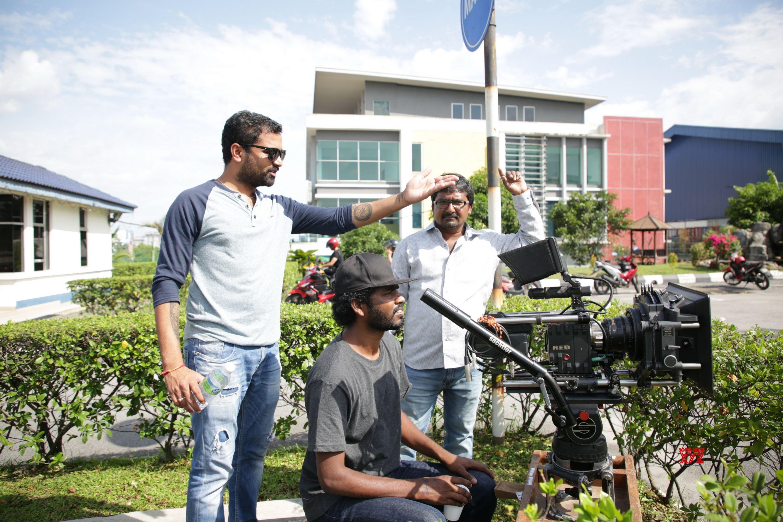 Anaganaga O Premakatha Movie Working HD Stills