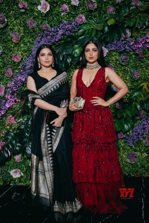 Mumbai: Dinesh Vijan, Pramita Tanwar's wedding reception #Gallery