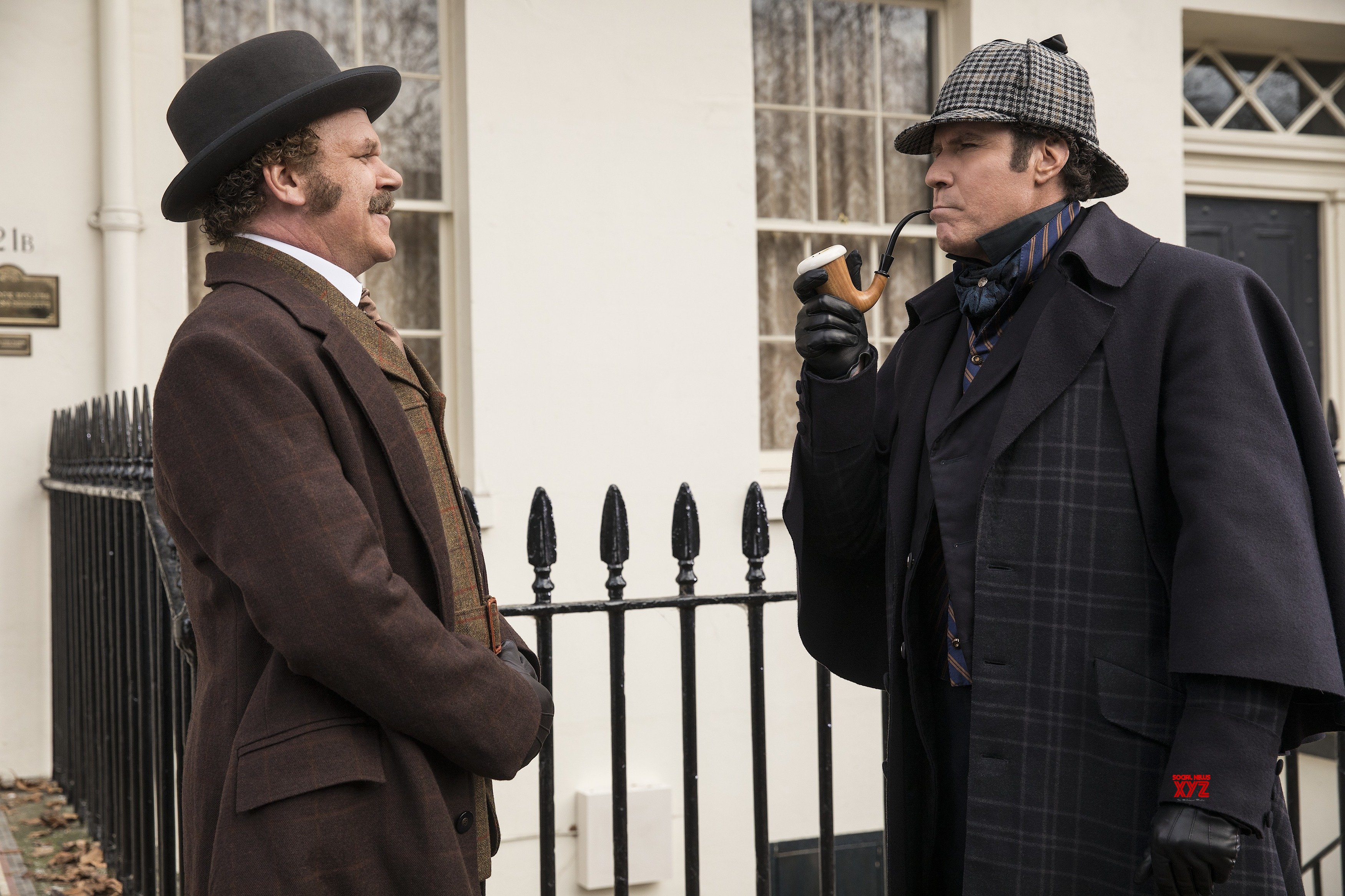 Holmes And Watson Movie Latest HD Stills