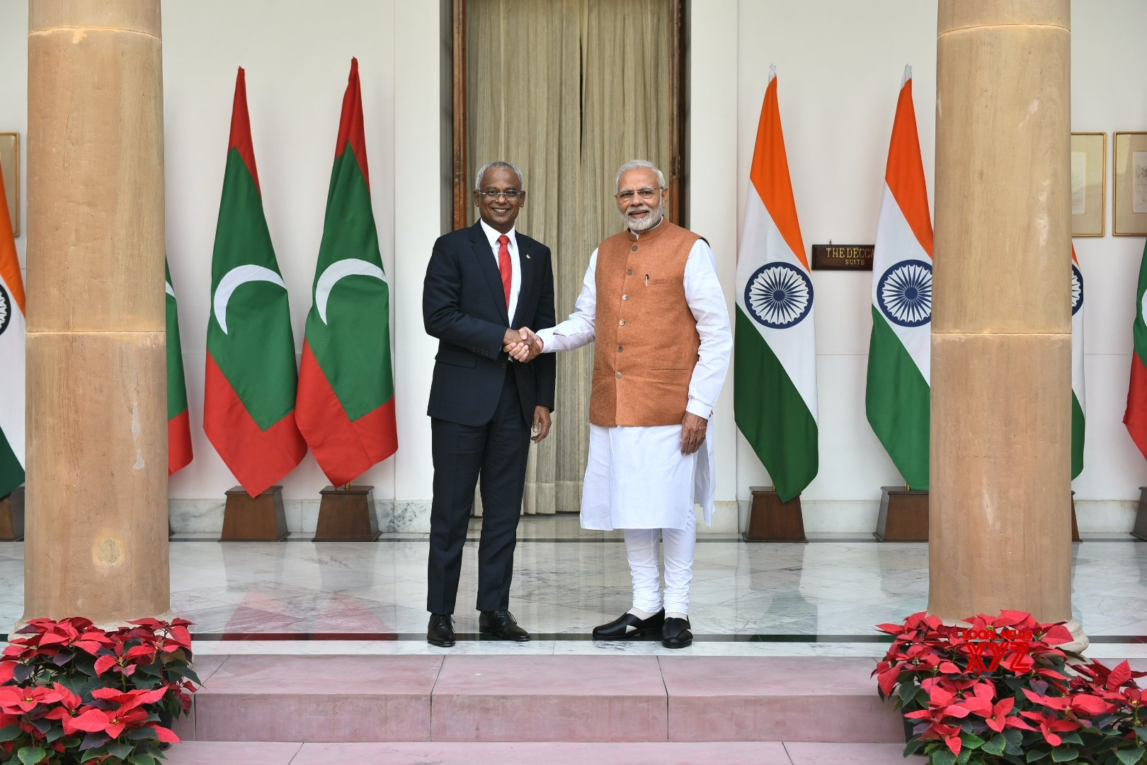 India, Maldives to deepen Indian Ocean security cooperation, boost trade