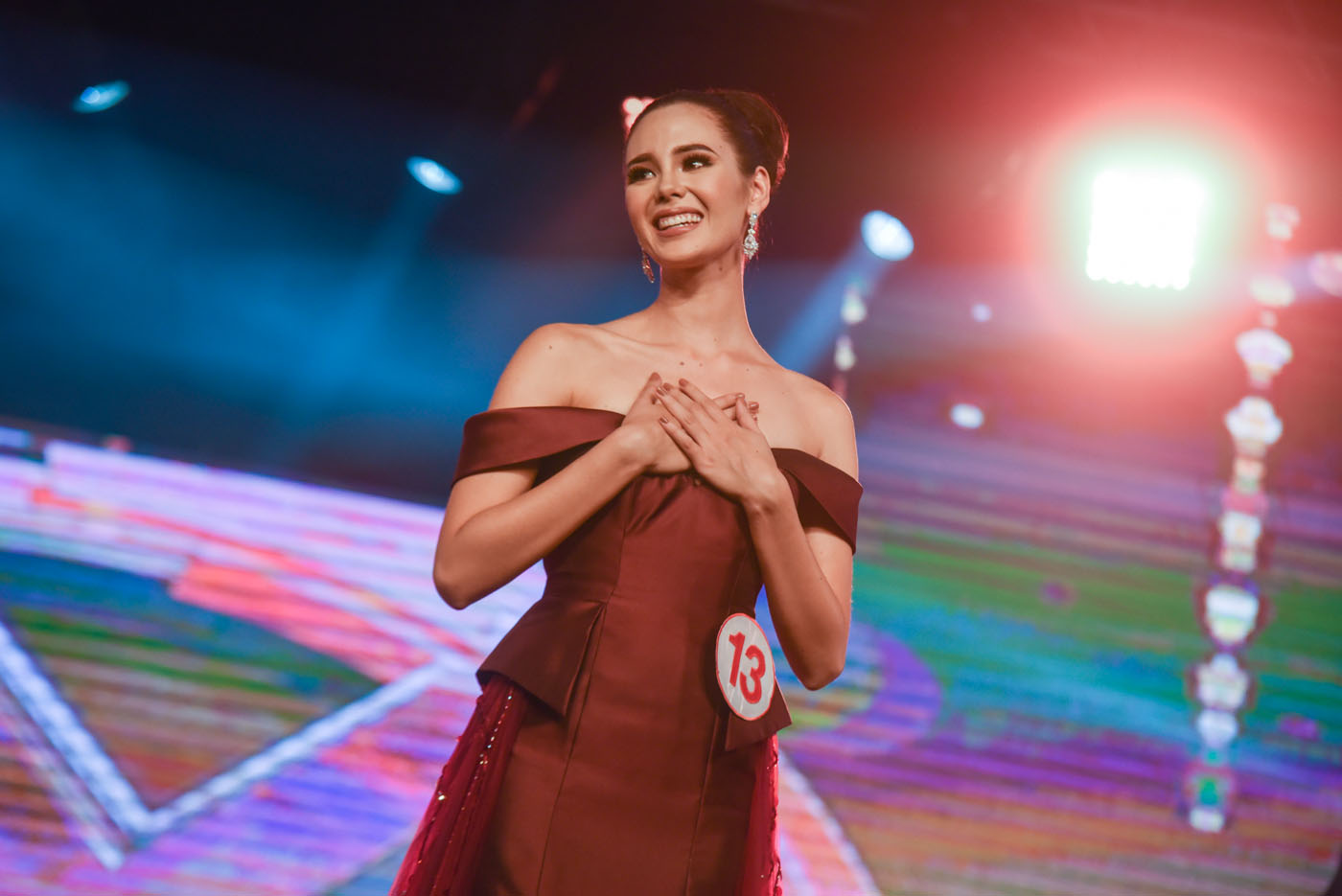 Philippines' Catriono Elisa Gray crowned Miss Universe 2018