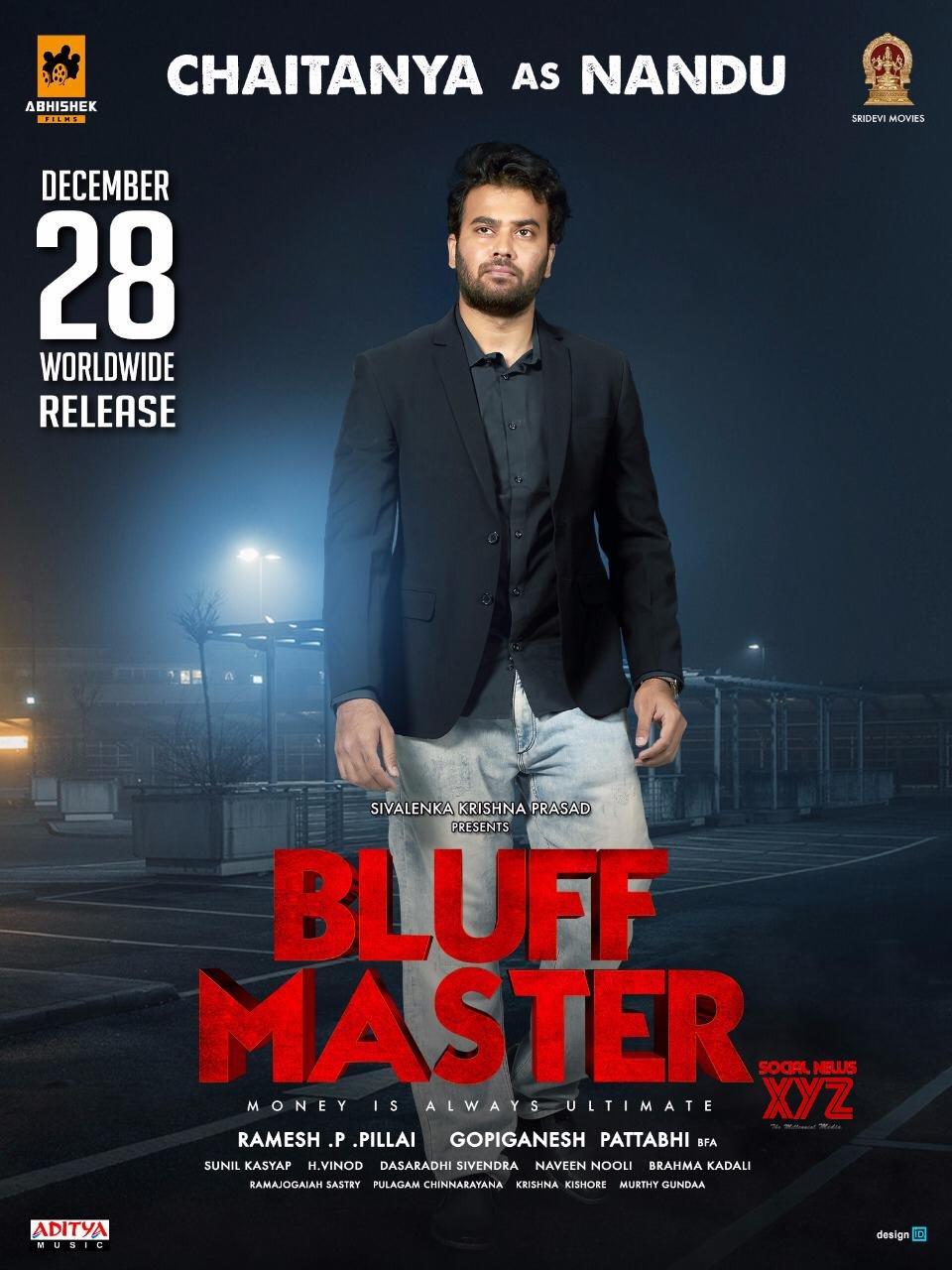 Chaitanya As Nandu From BluffMaster