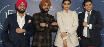 New Delhi: Actress and IWC Schaffhausen's Brand Ambassador Sonam Kapoor during a programme in New Delhi on Dec 16, 2018. (Photo: Amlan Paliwal/IANS)