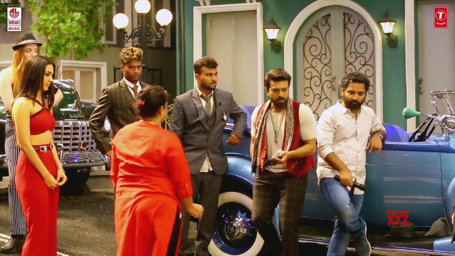 Thassadiyya Song Stills From Vinaya Vidheya Rama Movie