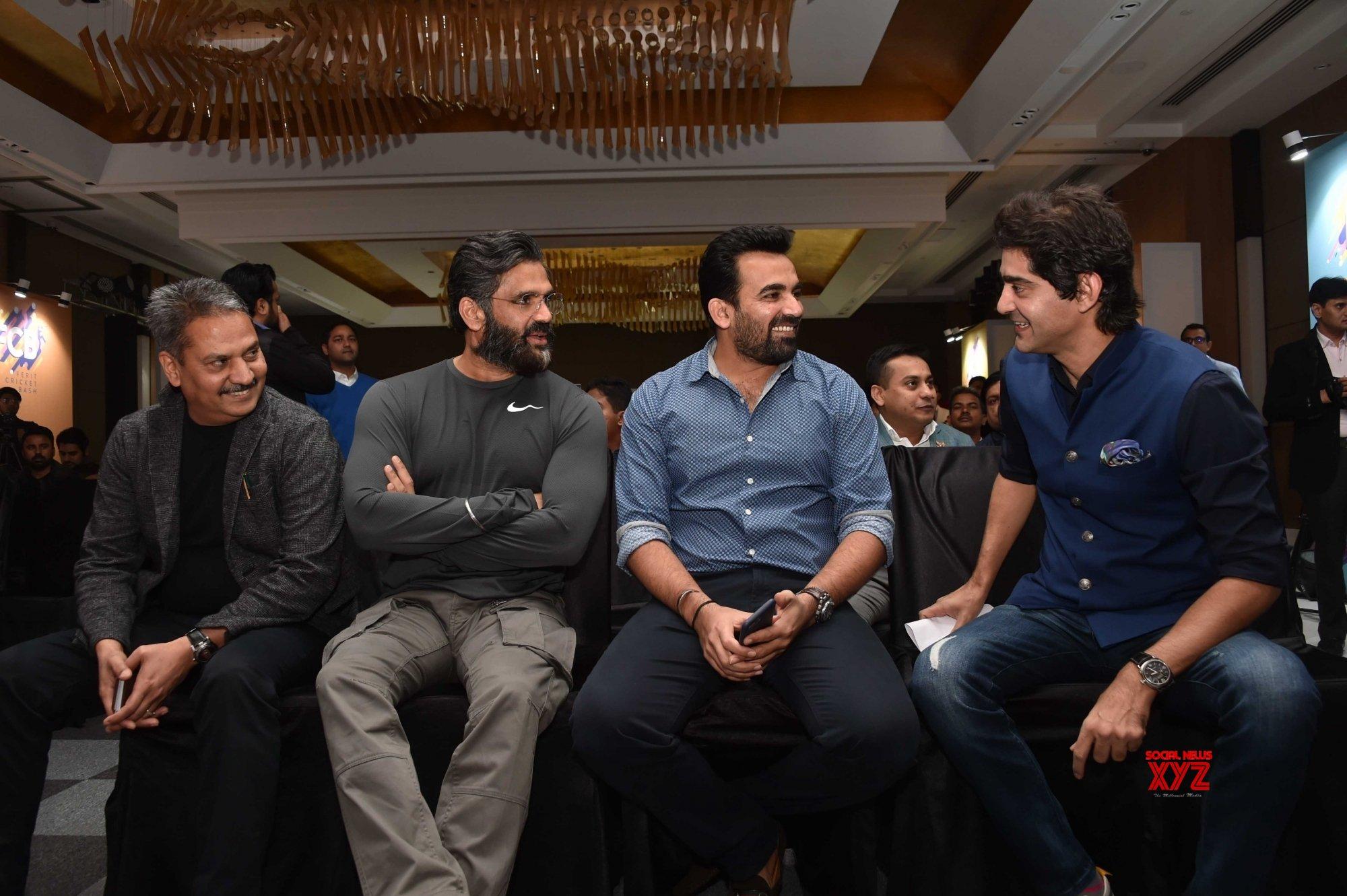 New Delhi: Launch of Ferit Cricket Bash #Gallery