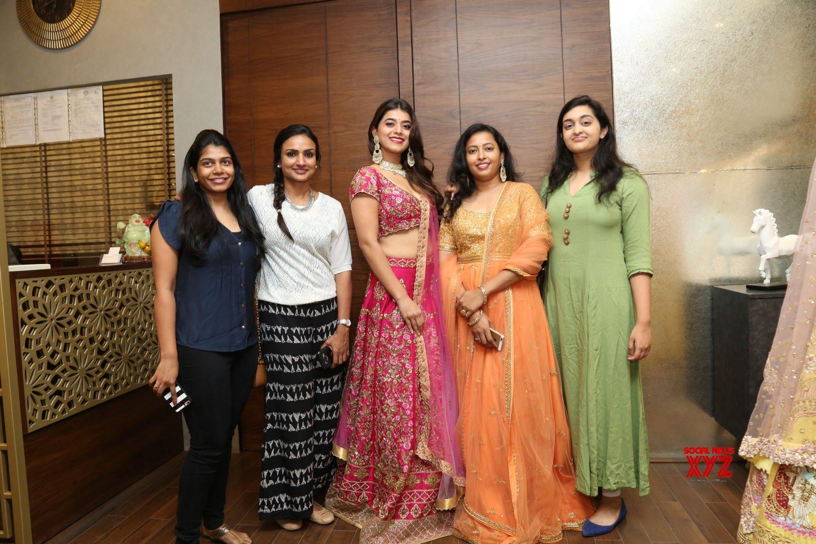 Yamini Bhaskar Launches Priya Design Studio's New Pret And Bridal Collection - Gallery
