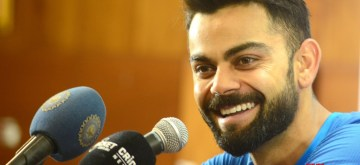 India captain Virat Kohli. (File Photo: IANS)