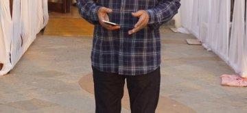 "Mumbai: Actor Paresh Rawal an interview regarding his upcoming film ""Uri: The Surgical Strike"" in Mumbai on Jan 7, 2019. (Photo: IANS)"