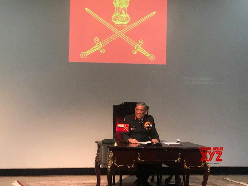 New Delhi: Indian Army - Annual Press Conference #Gallery