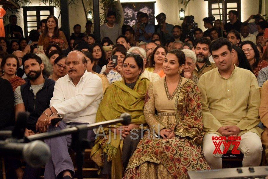Mumbai: Kaifi Azmi's centenary celebrations #Gallery