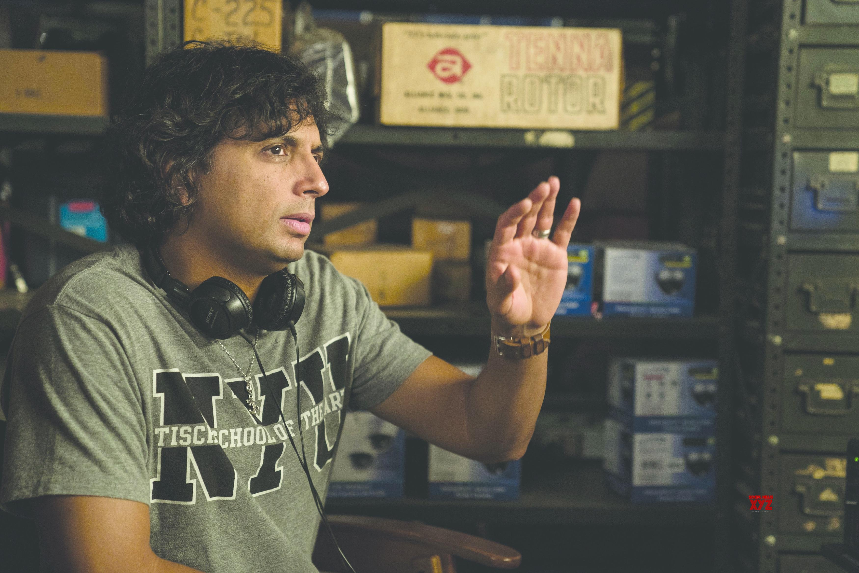 We're seeing a strong dose of tribalism globally: Indian American filmmaker M. Night Shyamalan