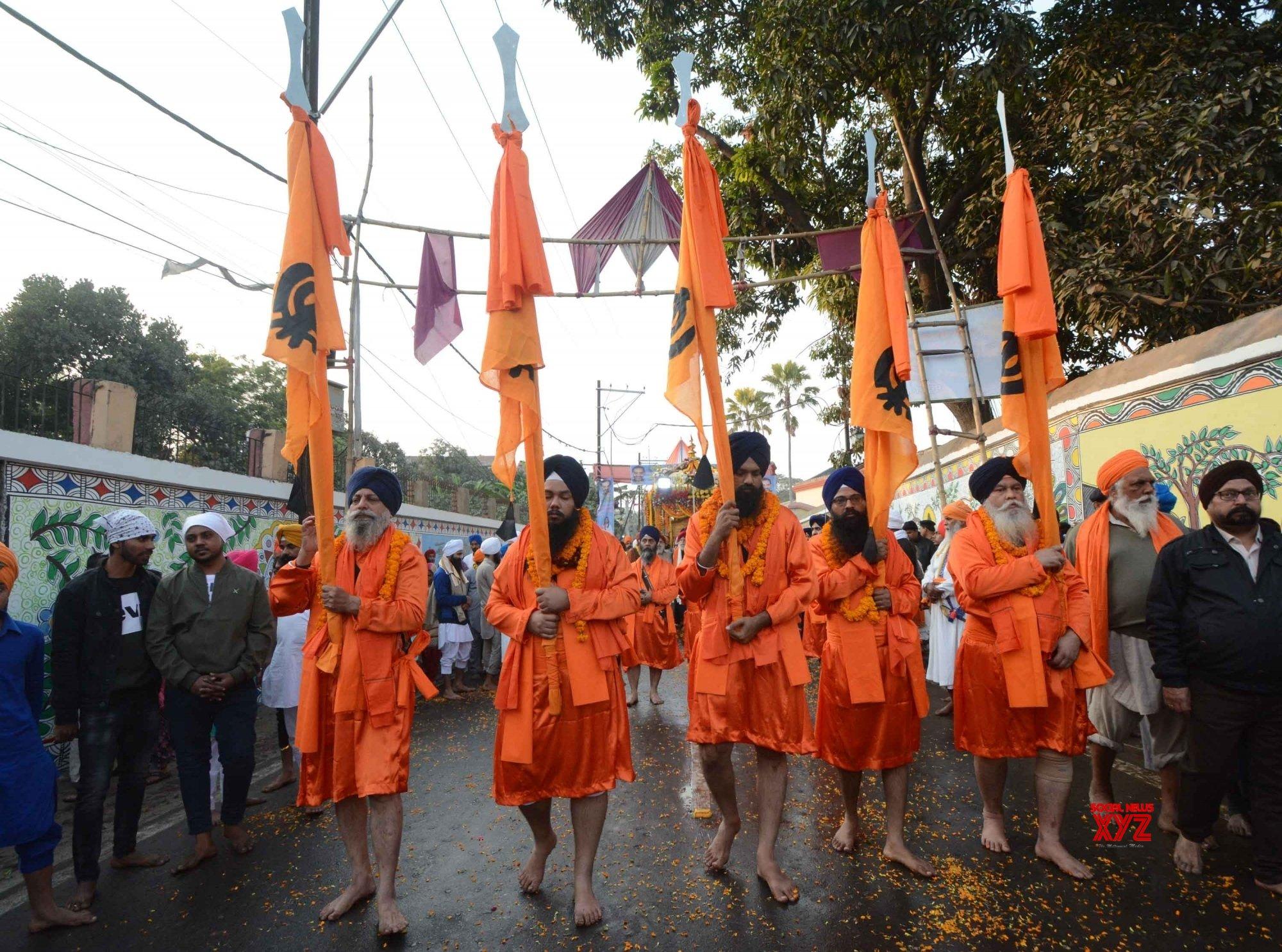 Patna: Guru Gobind Singh's birth anniversary (Batch - 3) #Gallery