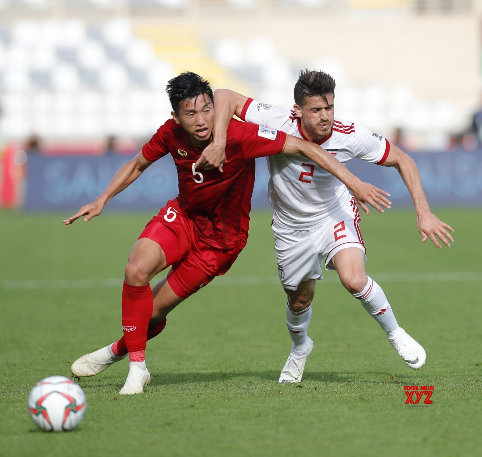 2a3e2f7e6 UAE - ABU DHABI - SOCCER - AFC ASIAN CUP 2019 - GROUP D - VIETNAM VS ...