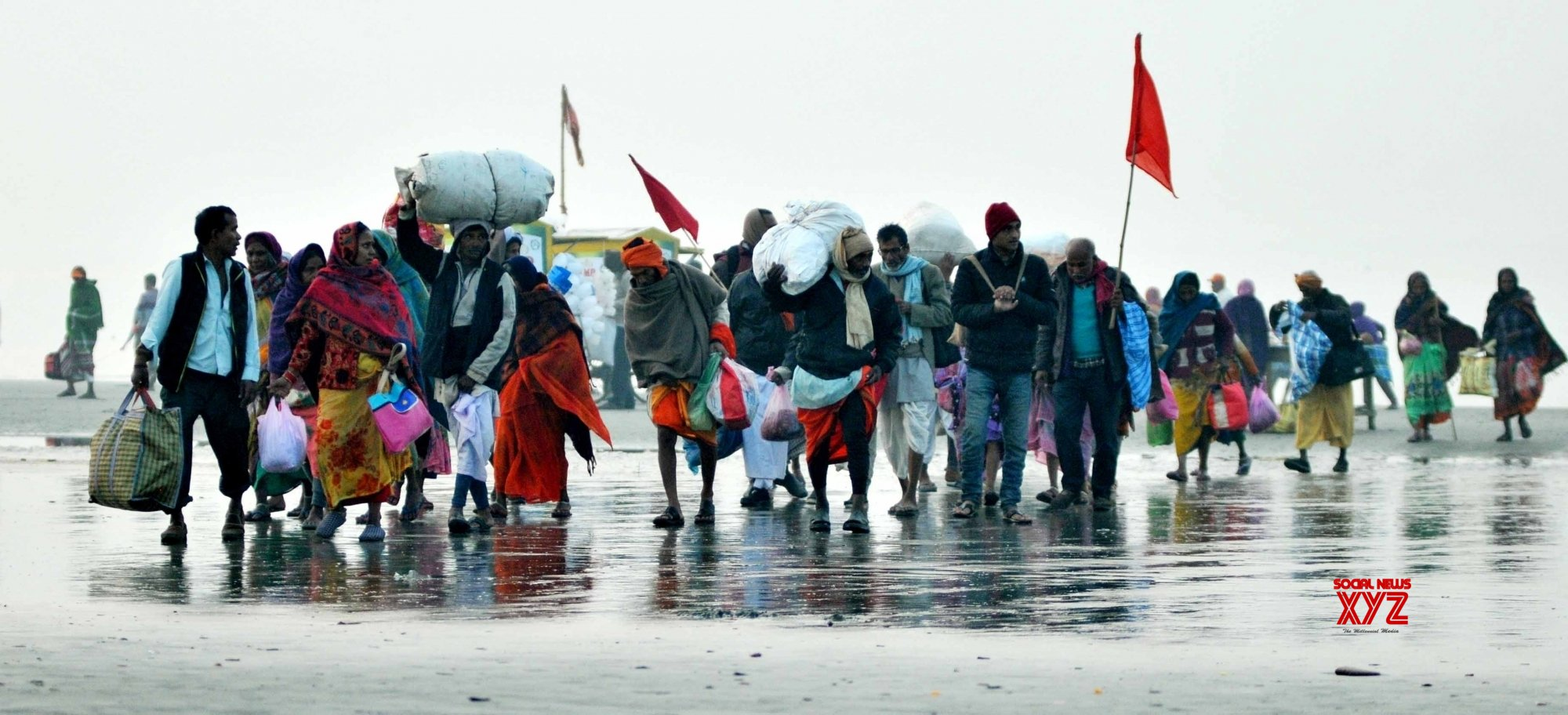 Sagar Island: Gangasagar Mela #Gallery