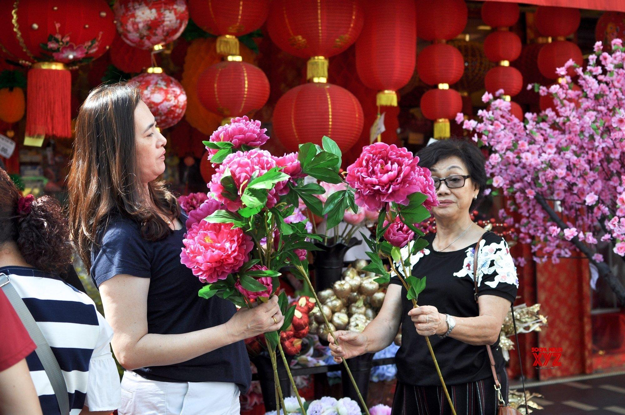 MALAYSIA - KUALA LUMPUR - CHINESE NEW YEAR - LABA FESTIVAL #Gallery