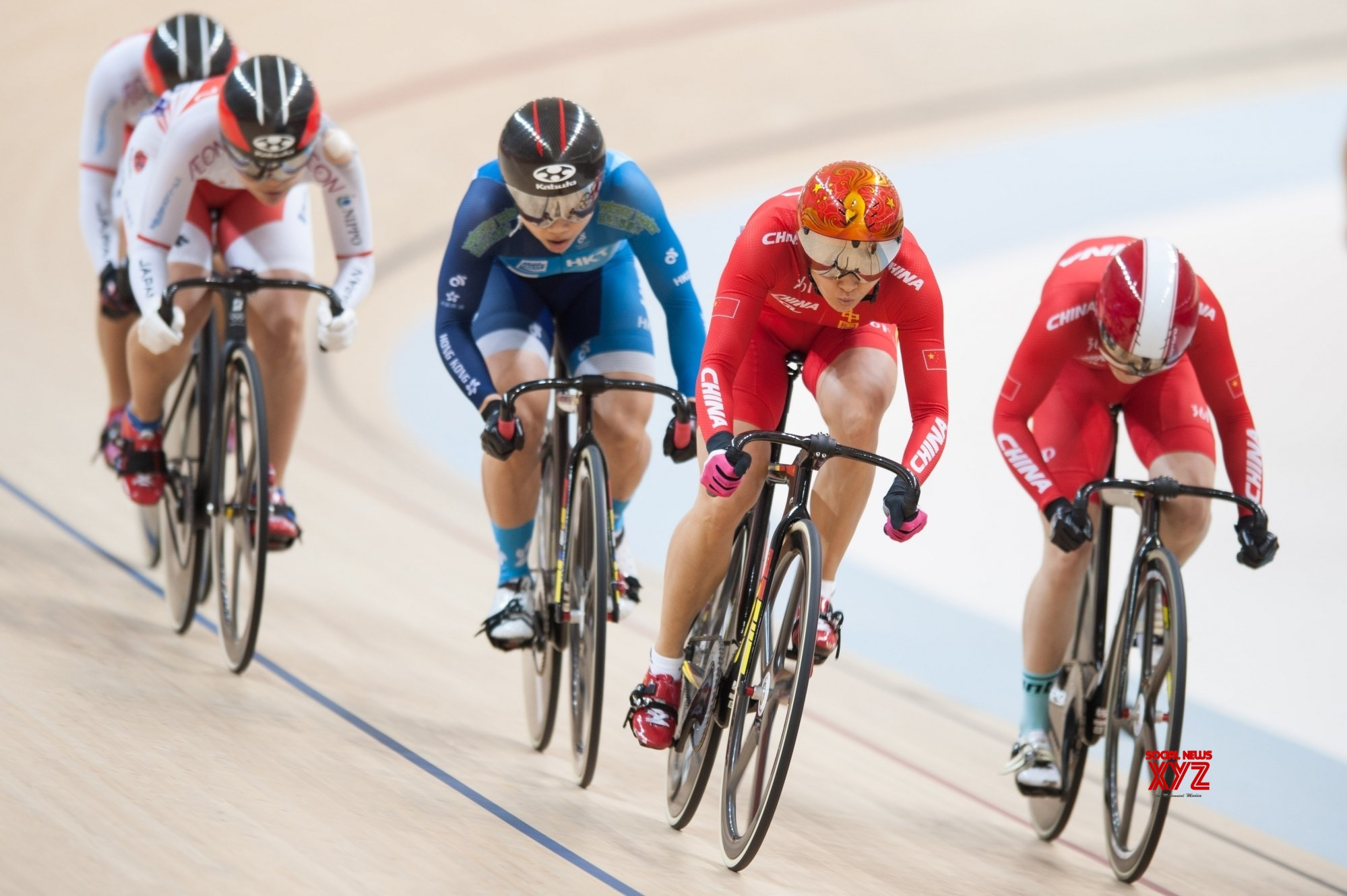 INDONESIA - JAKARTA - CYCLING - ASIAN TRACK CHAMPIONSHIP 2019 - WOMEN ELITE - FINAL #Gallery