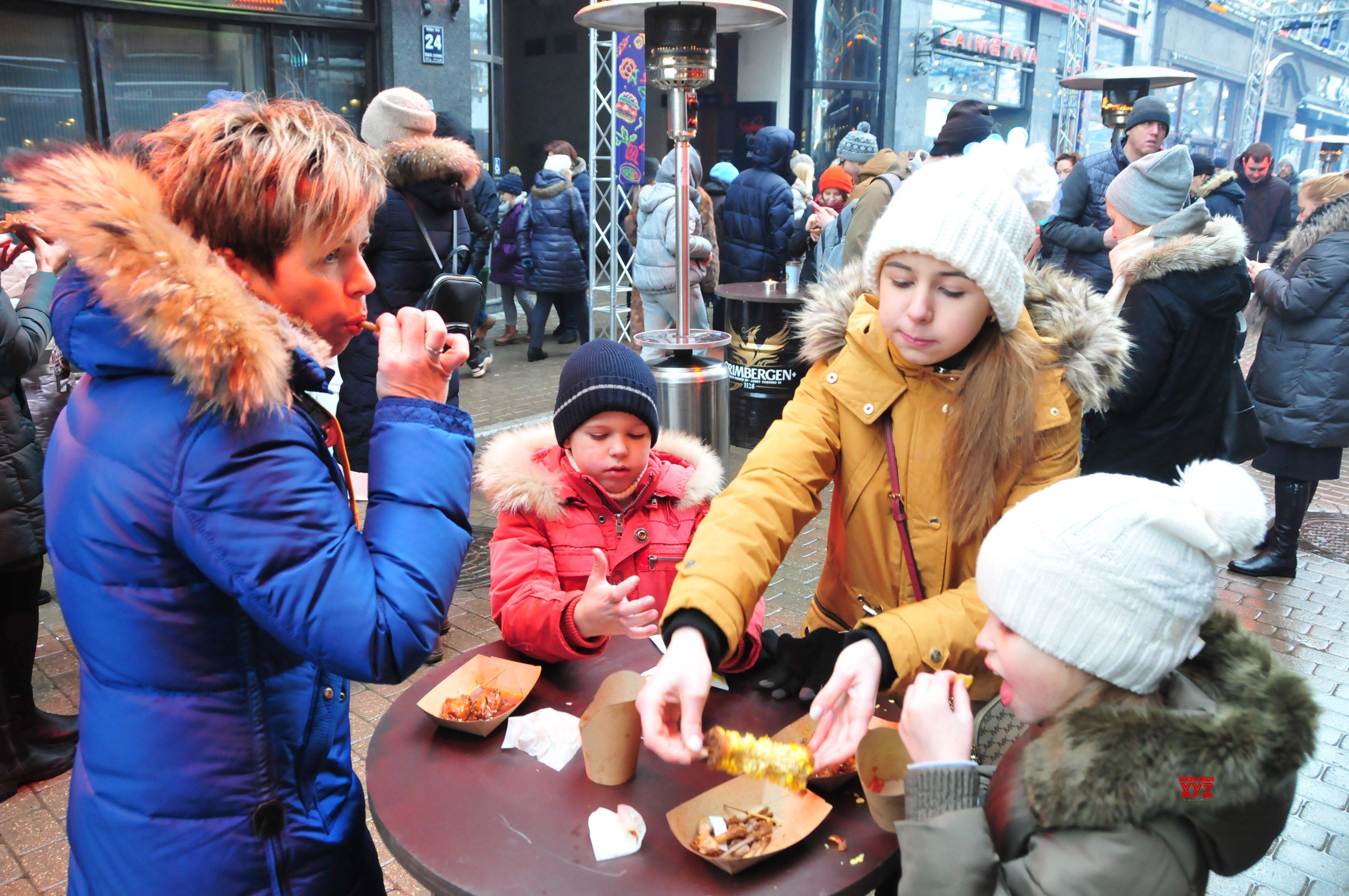 LATVIA - RIGA - FOOD FESTIVAL #Gallery