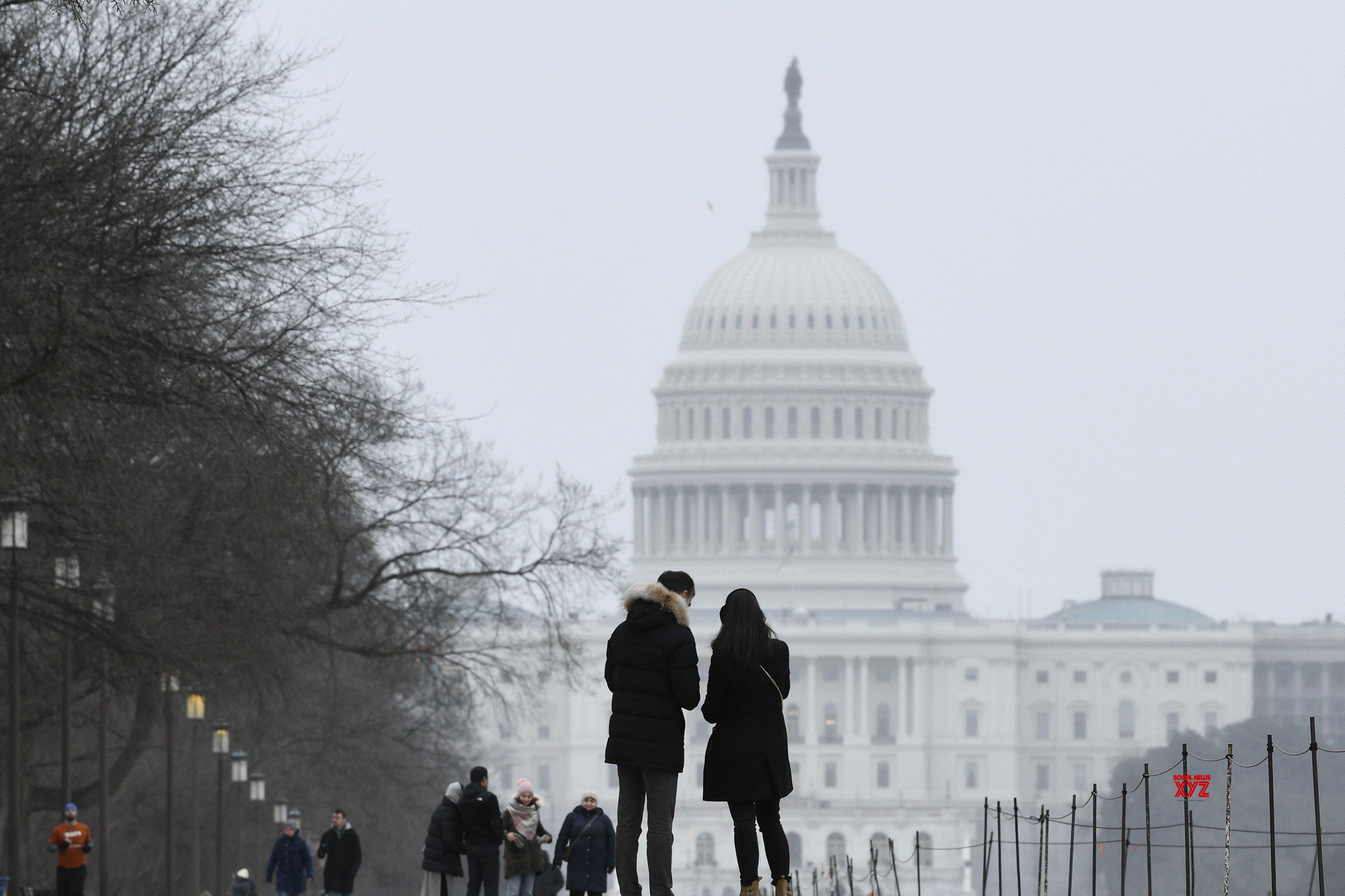 U.S. - WASHINGTON D.C. - GOV'T - SHUTDOWN #Gallery