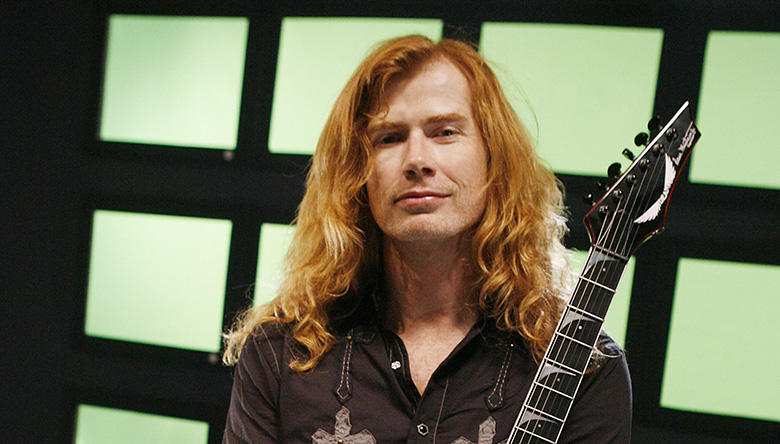 There are no rockstars left: Dave Mustaine