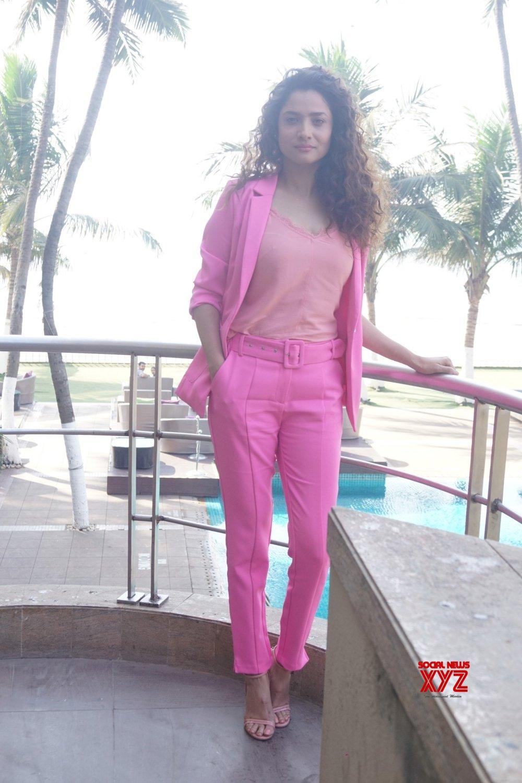 Mumbai: Ankita Lokhande seen at Juhu #Gallery