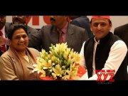 Prof K Nageshwar On SP, BSP Alliance & BJP  (Video)