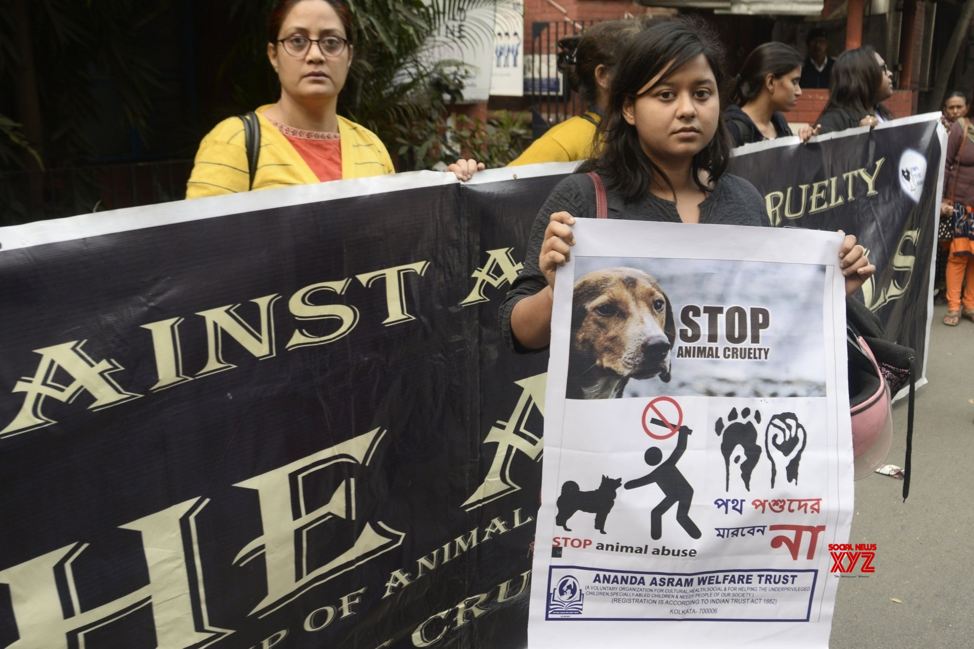 Kolkata: Bodies of 16 puppies found in Kolkata hospital #Gallery