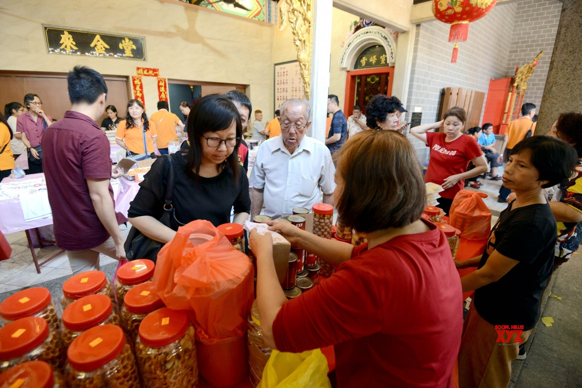 Citizens buying firecrackers for Chinese New Year will have to show ID