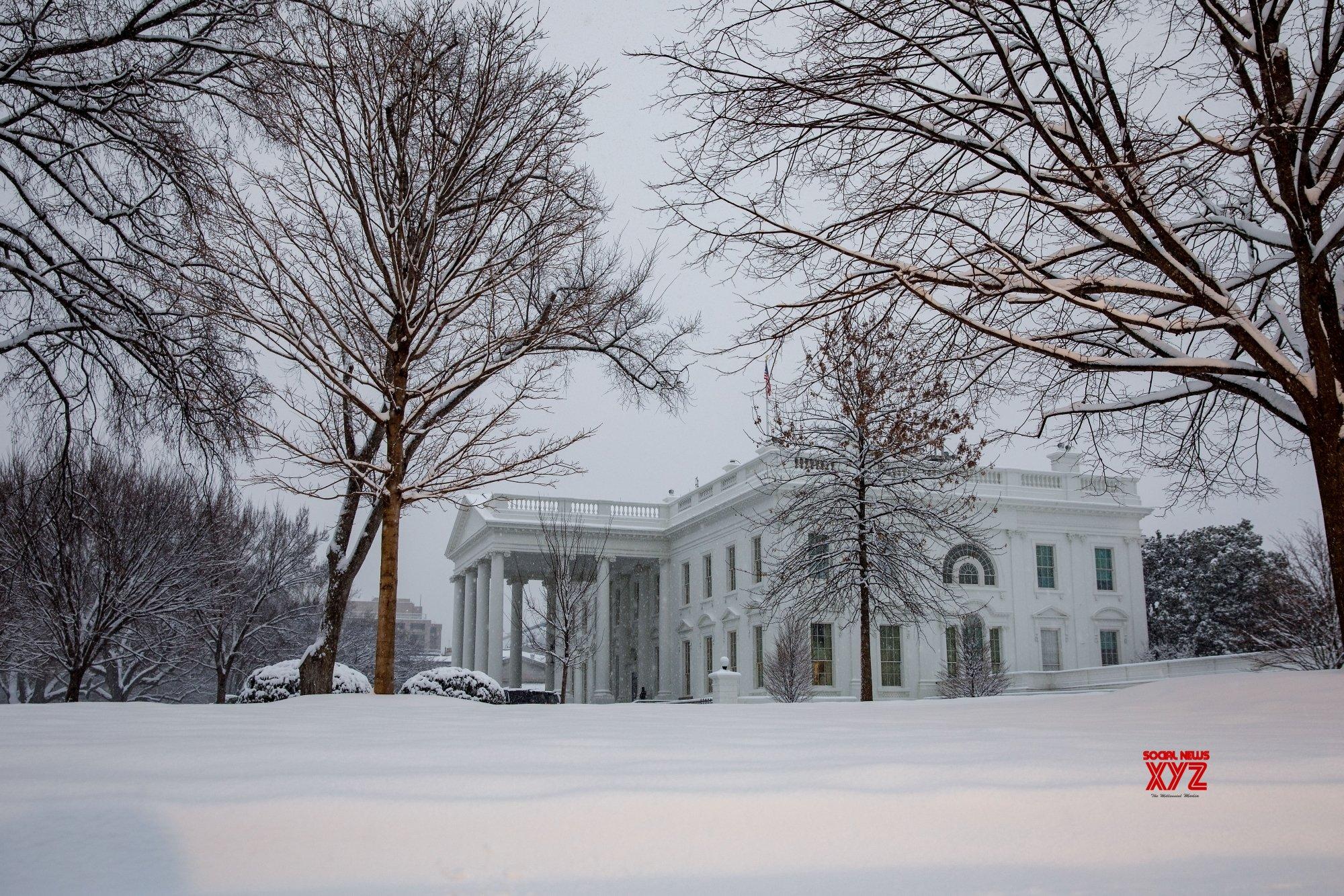U.S. - WASHINGTON.D.C. - SNOW #Gallery