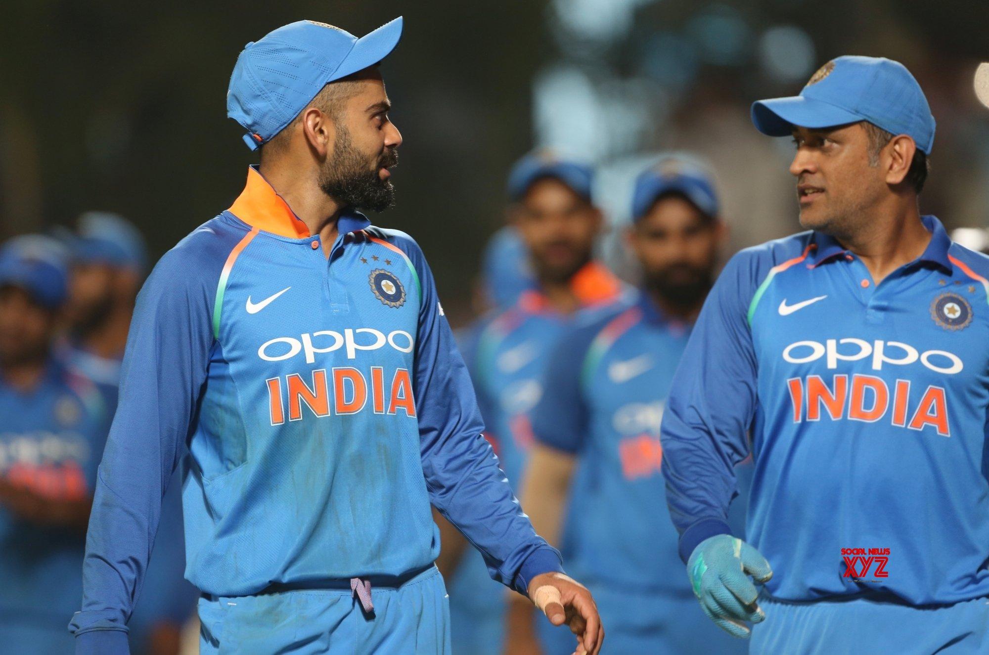 Dhoni, Kohli are Namrata Shirodkar's favourite cricketers