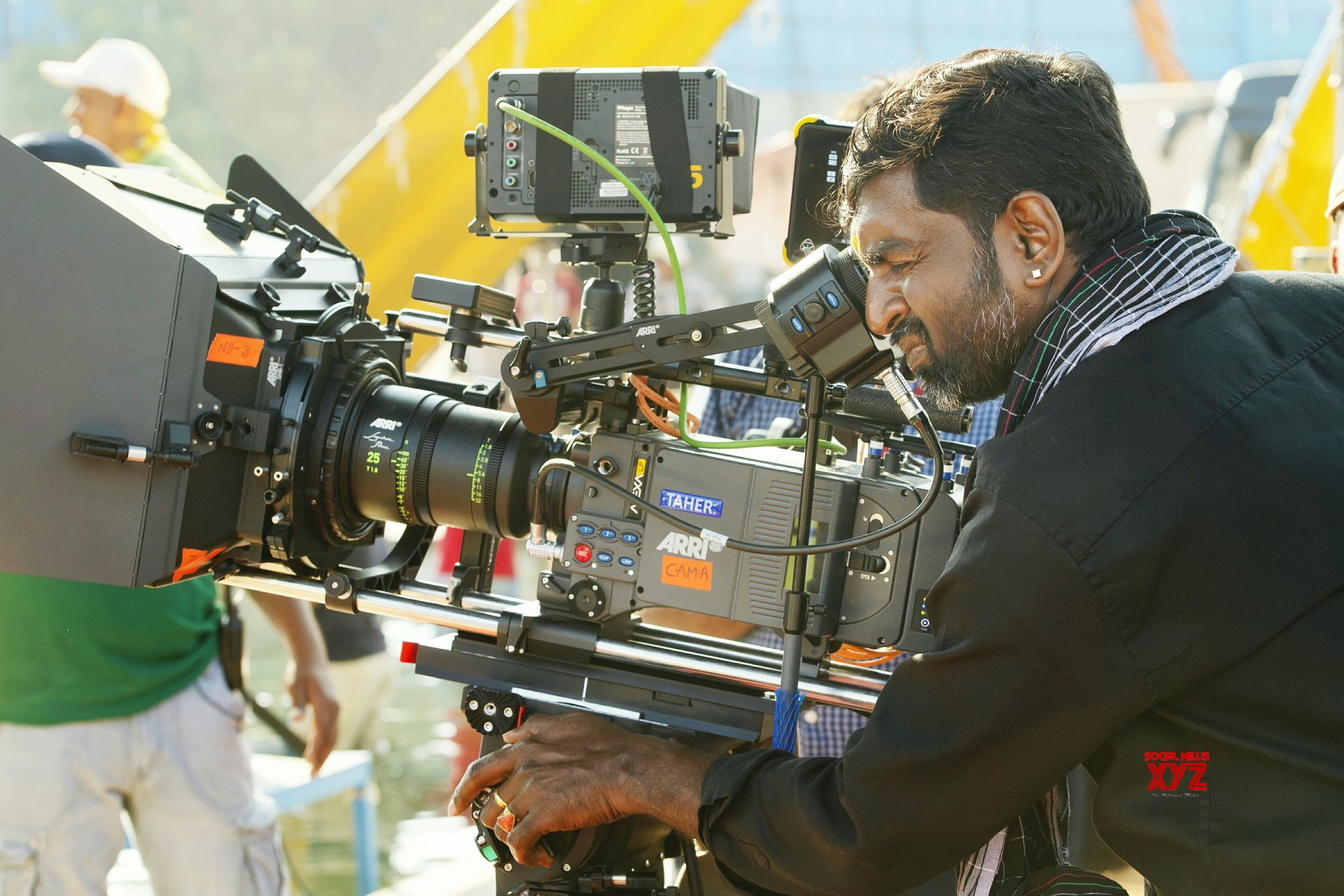 Rajamouli's RRR Is The First Film In India To Be Shot On Arri Alexa LF And Signature Prime Lens