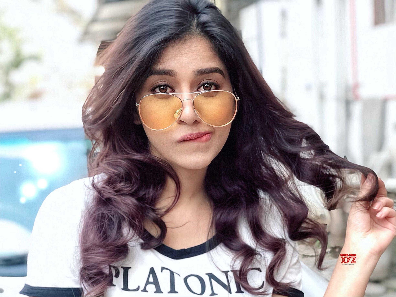Actress Nabha Natesh Latest Fun Stills
