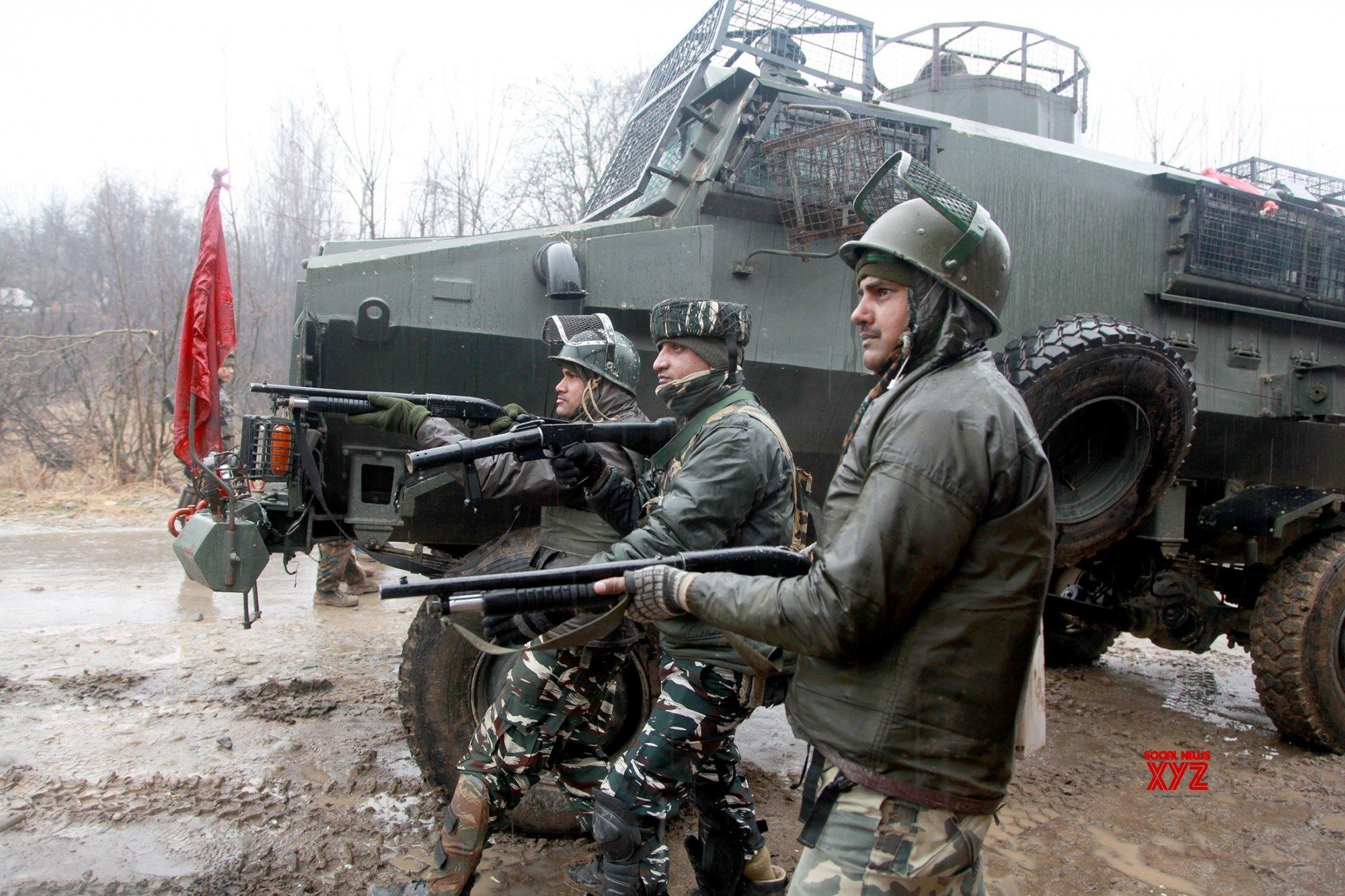 IPS officer's brother among 3 militants killed in Kashmir