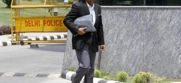Delhi lawyer Gautam Khaitan. (File Photo: IANS)