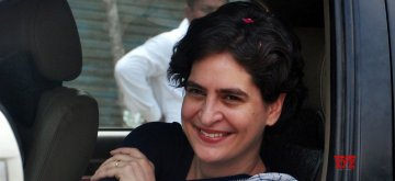 Priyanka Gandhi. (File Photo: IANS)