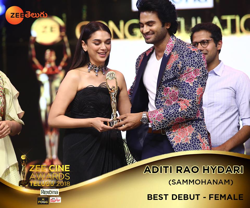 Zee Cine Awards Telugu 2018 Winners Gallery - Social News XYZ