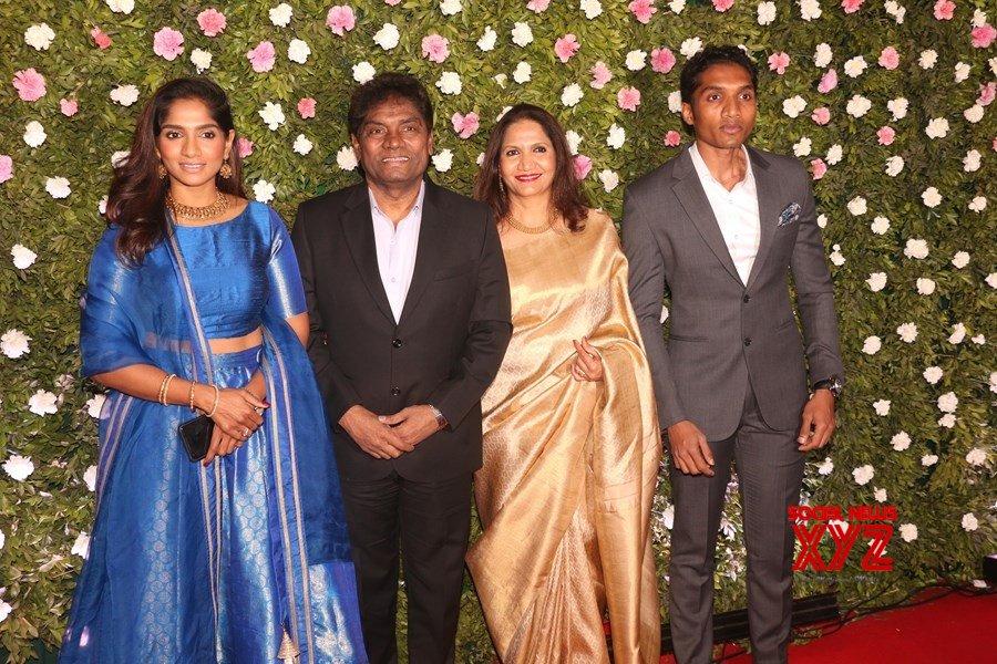 Mumbai Wedding Reception Of Raj Thackerays Son Amit Thackeray