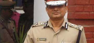 Kolkata Police Commissioner Rajeev Kumar. (File Photo: IANS)