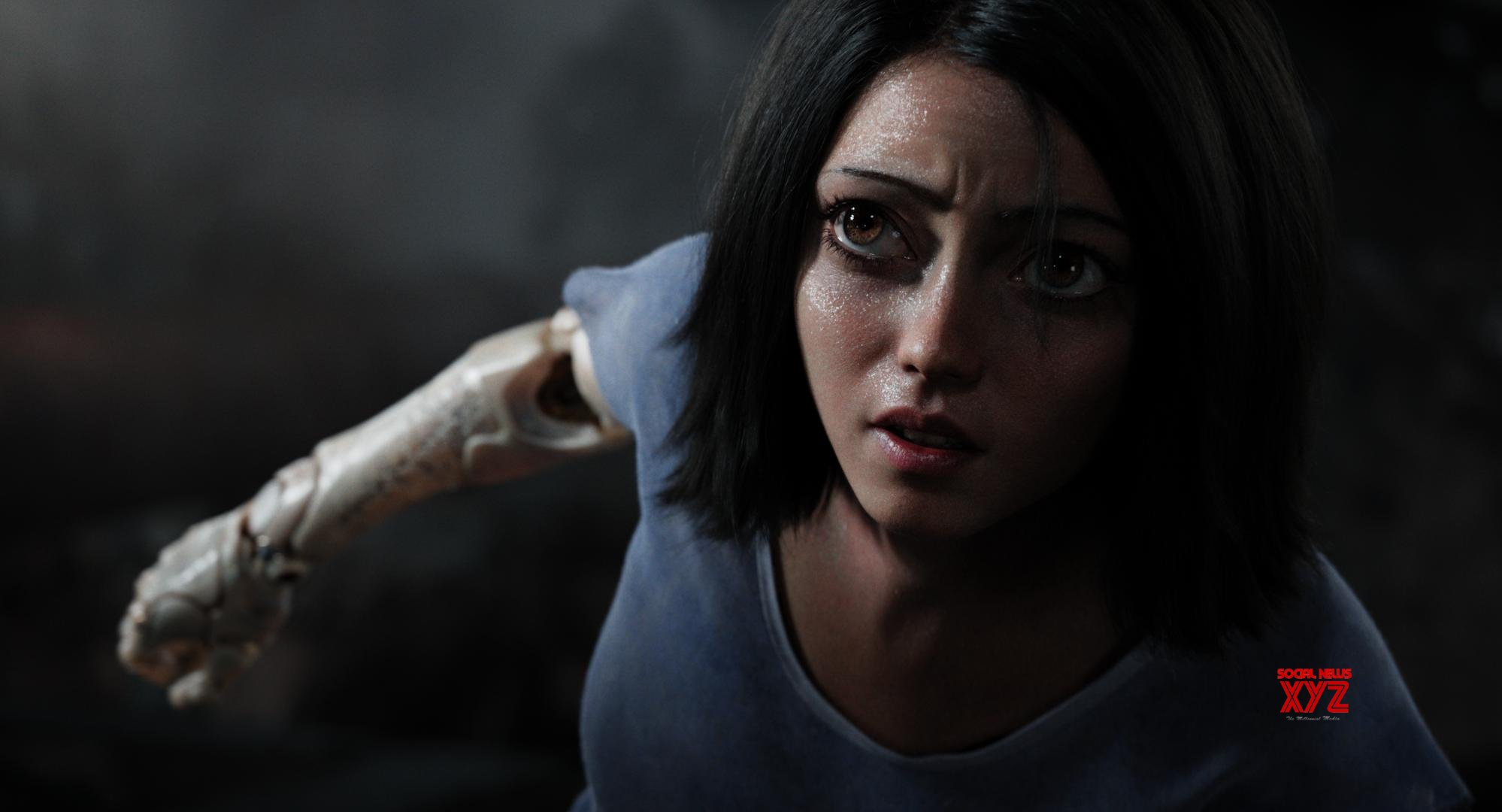 Alita: Battle Angel Review: A significant girl in an insignificant film (Rating: **1/2)