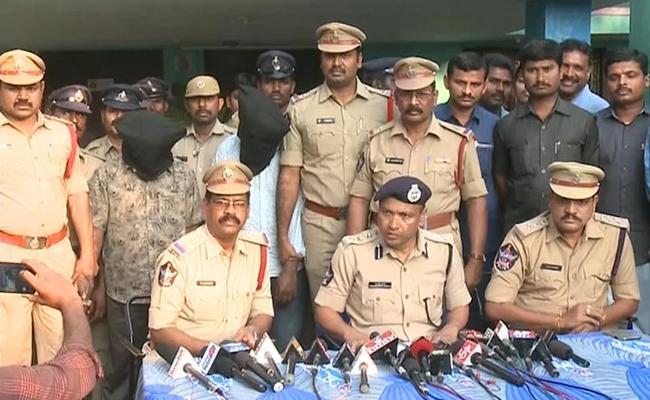 Realtor arrested for NRI businessman Chigurupati Jayaram's murder in Andhra Pradesh